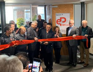 NEW COMPANY IN LOWELL, EPROPELLED, TO BRING MANUFACTURING BACK TO THE AREA